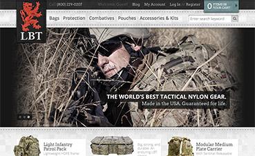 LBTInc.com Site image